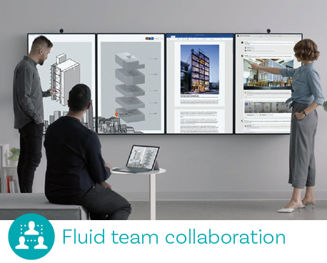 Carillion Communications | Fluid Team Collaboration