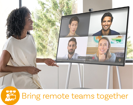 Carillion Communications | Bring remote teams together