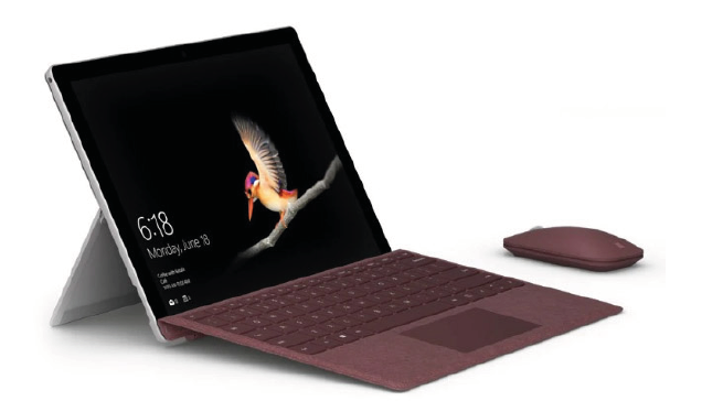 Carillion Communications | Surface go for Education