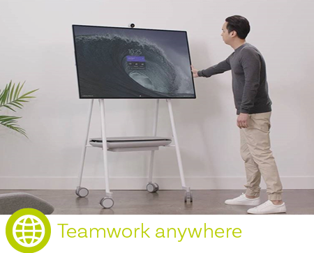 Carillion Communications | Teamwork anywhere