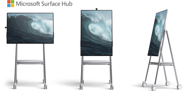 Introducing the next generation – Surface Hub 2